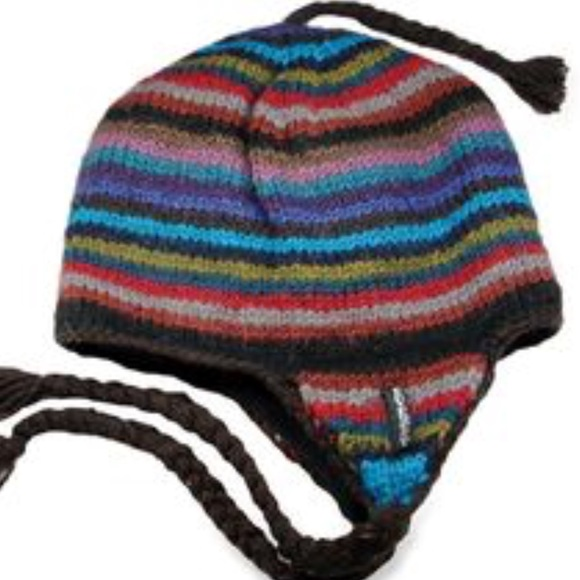 4b646e6baab ... Wool Sherpa Ear Flap Hat. M 5ba4193845c8b3d2e625a7df